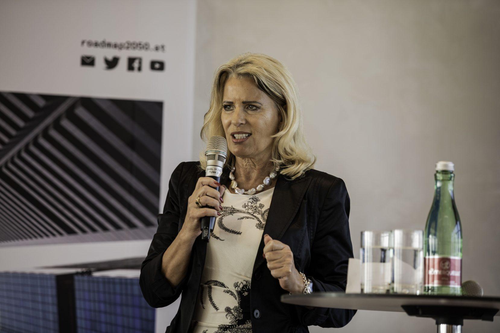 Dr. Veronika Kessler, Generalsekretärin der ÖVG © Stefan Joham